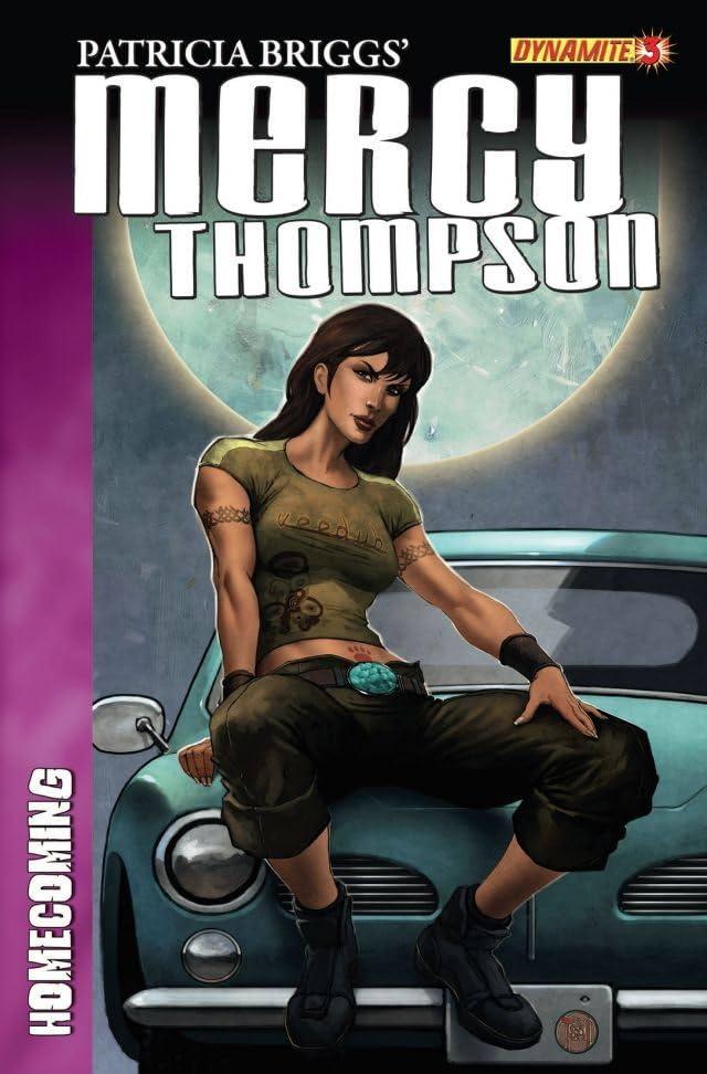Patricia Briggs' Mercy Thompson: Homecoming #3 (of 4)
