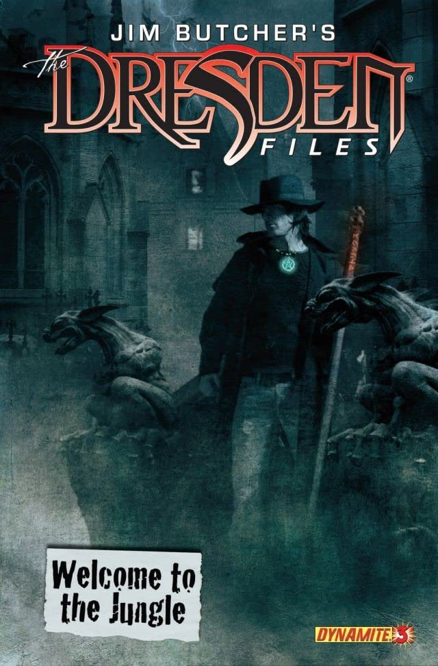 Jim Butcher's The Dresden Files: Welcome to the Jungle #3 (of 4)