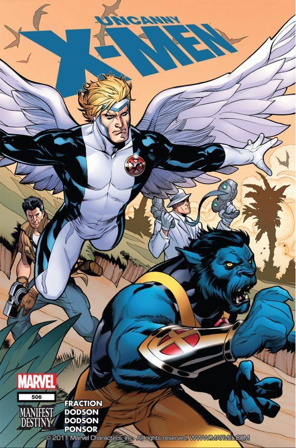 Uncanny X-Men (1963-2011) #506
