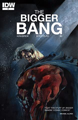 The Bigger Bang #1 (of 4)