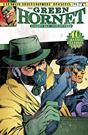 The Green Hornet: Golden Age Re-Mastered #1