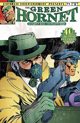The Green Hornet: Golden Age Re-Mastered #1