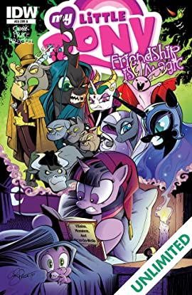 My Little Pony: Friendship Is Magic #25