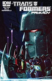 Transformers: Primacy #4