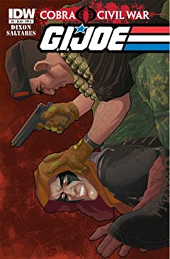 G.I. Joe (2011-2013) #2
