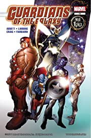 Guardians of the Galaxy (2008-2010) #16