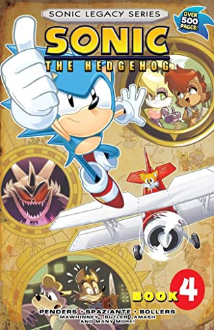 Sonic Legacy Series: Book 4