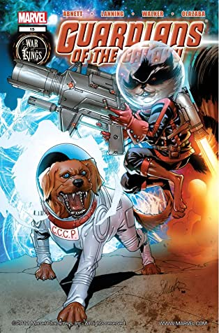 Guardians of the Galaxy (2008-2010) #15