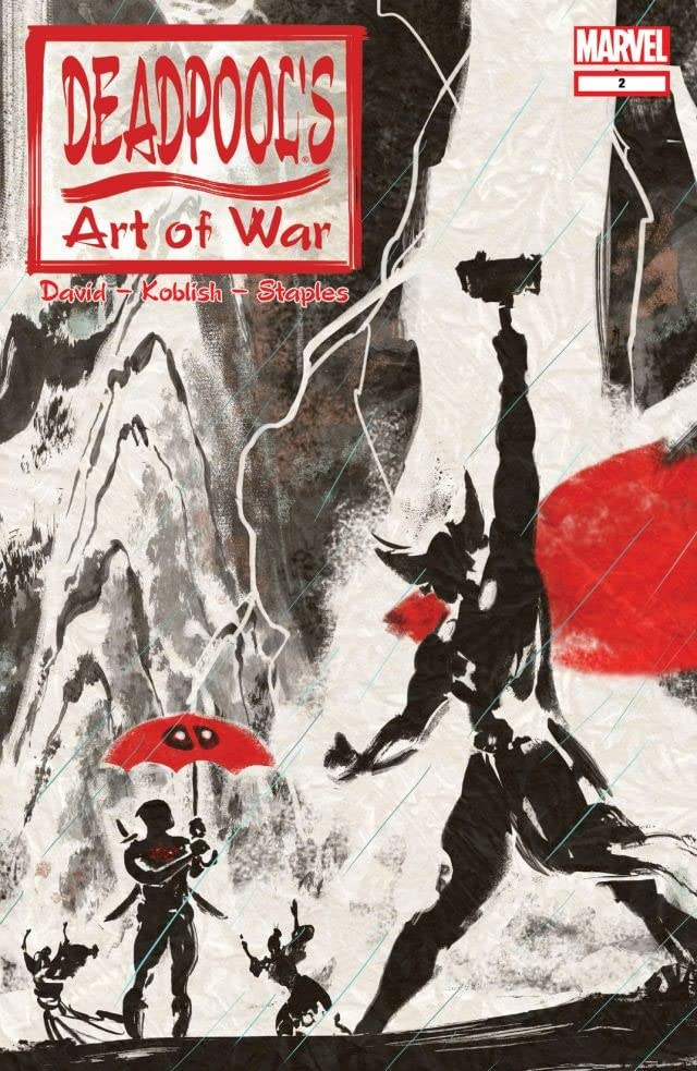 Deadpool's Art of War #2 (of 4)