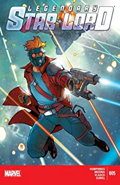 Legendary Star-Lord No.5