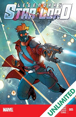 Legendary Star-Lord #5