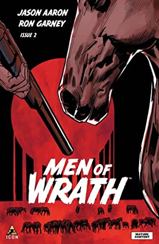 Men of Wrath #2 (of 5)