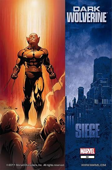 Dark Wolverine #82
