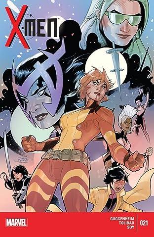 X-Men (2013-2015) #21