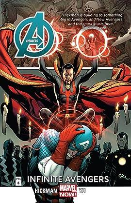 Avengers Vol. 6: Infinite Avengers