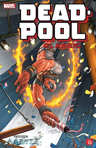 Deadpool Classic Vol. 10