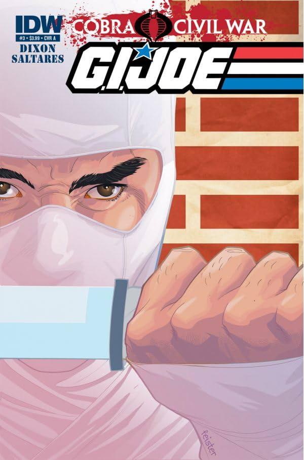 G.I. Joe (2011-2013) #3