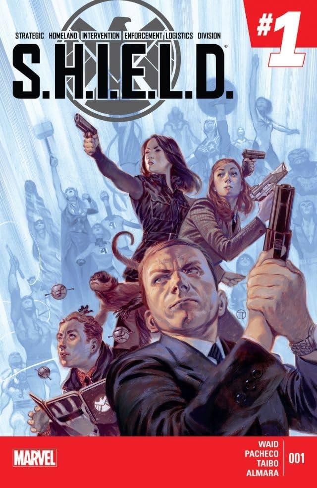 S.H.I.E.L.D. (2014-2015) #1