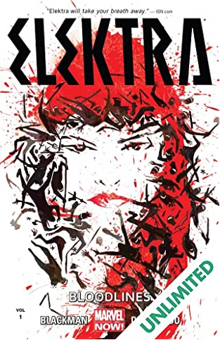 Elektra Vol. 1: Bloodlines