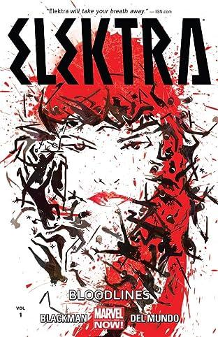 Elektra Tome 1: Bloodlines