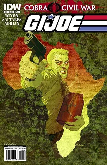 G.I. Joe (2011-2013) #5