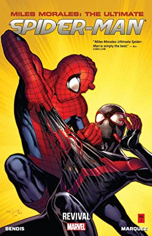 Miles Morales: Ultimate Spider-Man Tome 1: Revival