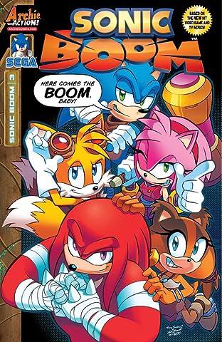 Sonic Boom #3