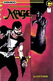 Mage: The Hero Discovered #11