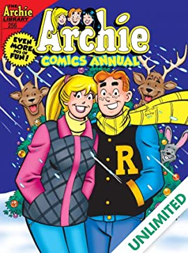 Archie Comics Digest #256