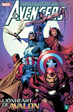 Avengers: Lionheart of Avalon