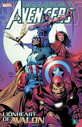 Avengers: Lionheart of Avalon