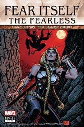 Fear Itself: The Fearless #2 (of 12)