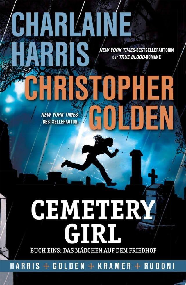 Cemetery Girl Vol. 1
