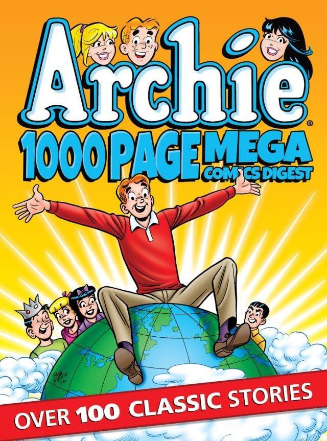 Archie 1000 Page Mega Comics Digest