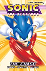 Sonic the Hedgehog Vol. 2: The Chase