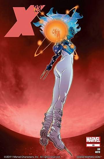 X-23 (2010-2012) #16