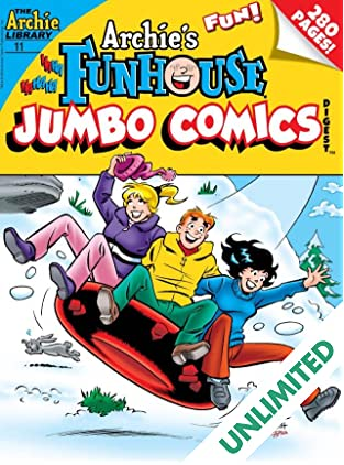 Archie's Funhouse Comics Digest #11
