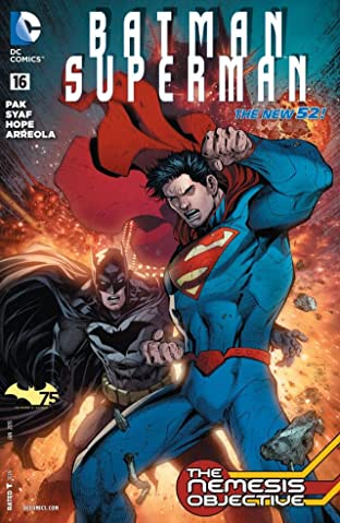 Batman/Superman (2013-2016) #16