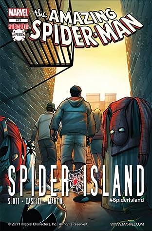 Amazing Spider-Man (1999-2013) #673