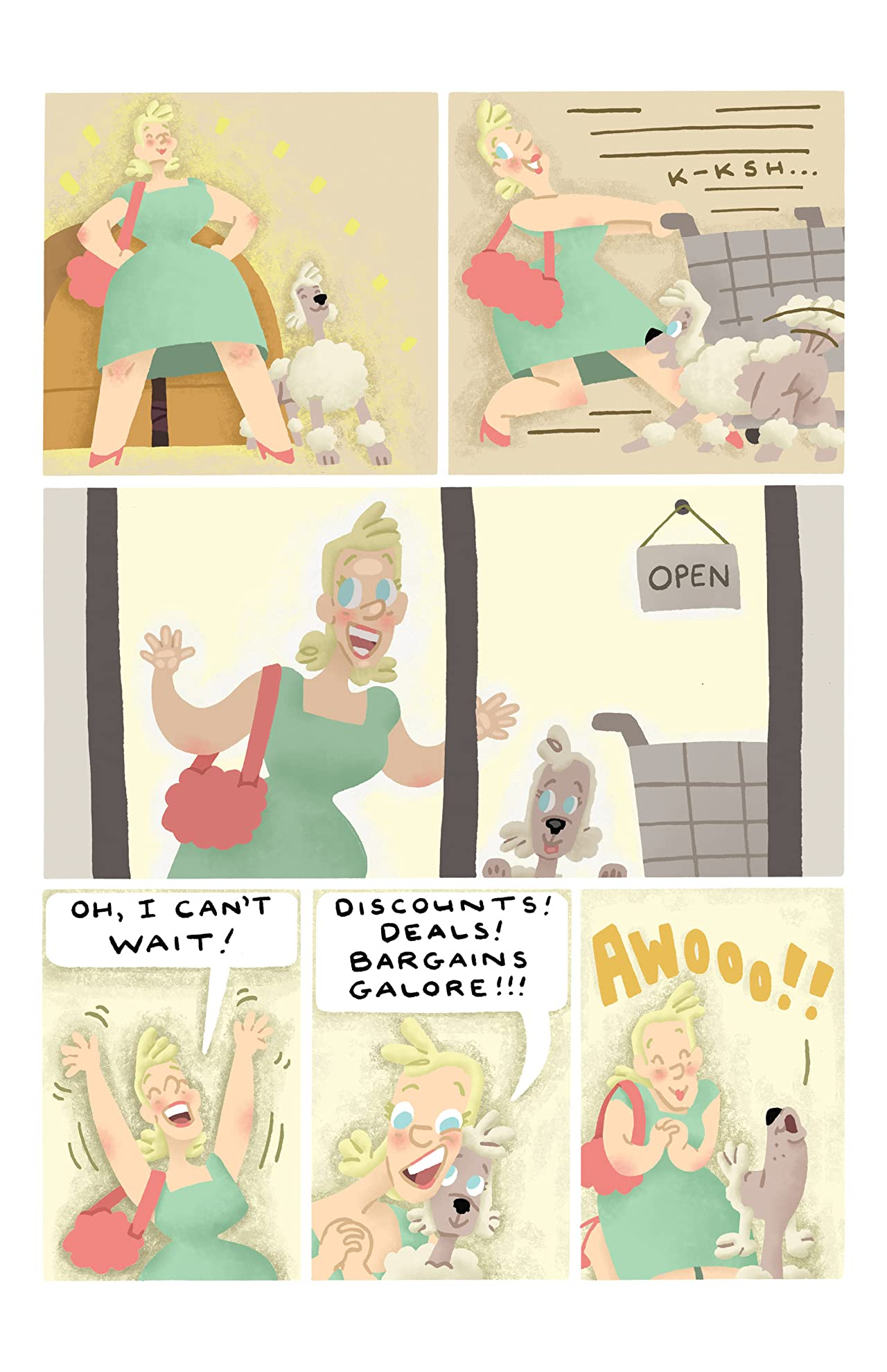 Doggy Stories #6
