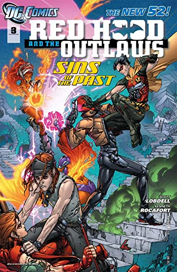 Red Hood and the Outlaws (2011-2015) #3