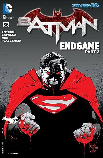 Batman (2011-2016) #36