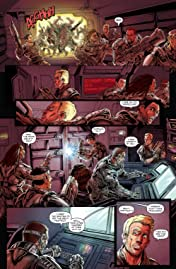 Stalag-X: Blood War #1