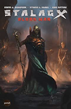Stalag-X: Blood War #1