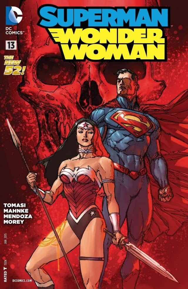 Superman/Wonder Woman (2013-2016) #13