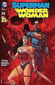 Superman/Wonder Woman (2013-2016) #13