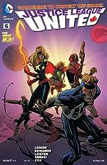 Justice League United (2014-) #6