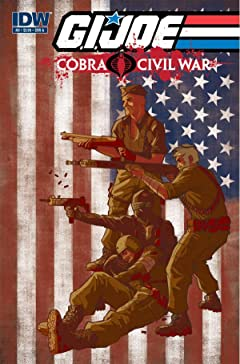 G.I. Joe: Cobra Civil War 2011 #0