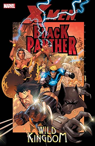 X-Men / Black Panther: Wild Kingdom