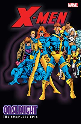 X-Men: The Complete Onslaught Epic - Book Four